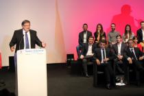 Dino Cinieri, nouveau président d'EPORA