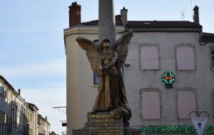 Panorama des communes de la Loire : Montbrison