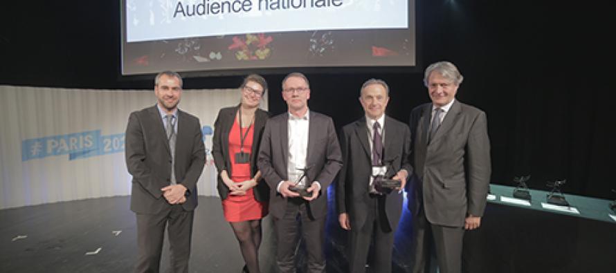 Saint-Etienne remporte le prix national du « congrès de l'année »