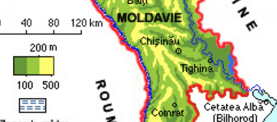 Moldavie à l'honneur