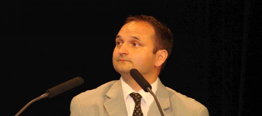 Régis Juanico s'engage au coté de son ami Benoit Hamon