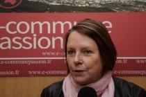 Christiane Brun Jarry, maire de Chazelles Sur Lavieu