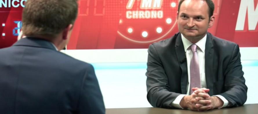 ELPIS : le nom du parti de Benoit Hamon
