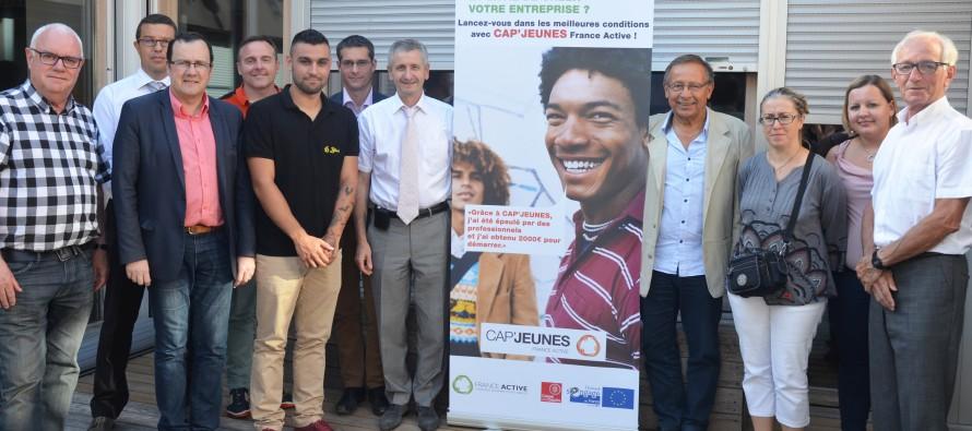 Soutien aux initiatives économiques des jeunes par Loire active