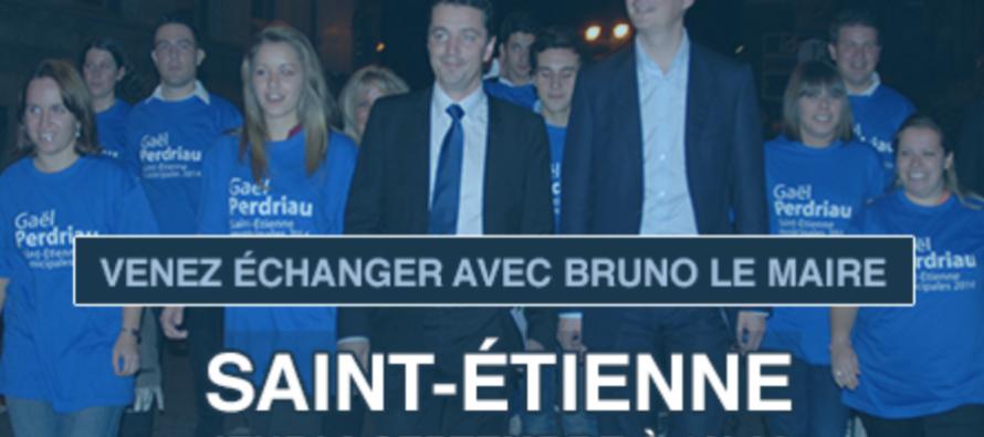 Le ministre Bruno le Maire accorde 1,6M € pour Saira seats