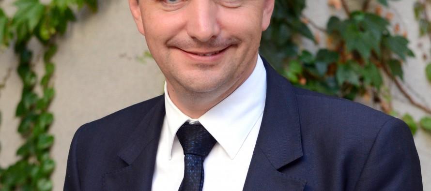 Gaël Perdriau a présenté sa politique en matière de handicap.