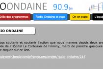 Radio Ondaine distingués