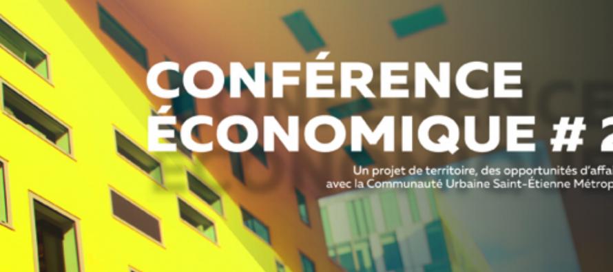 Invitation à la 2ème Conférence économique du territoire