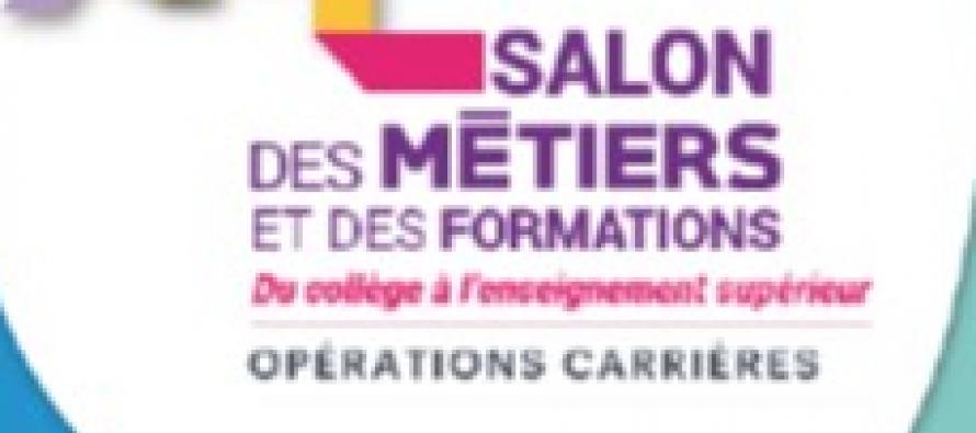 Agenda : ROANNE : SALON DES METIERS ET DES FORMATIONS