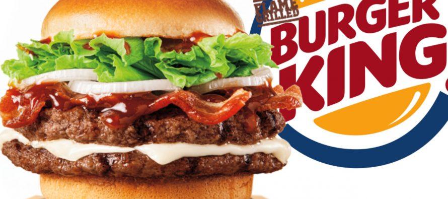 Le Burger King de St Etienne is born