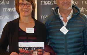 Lancement du numéro 1 de Maestria