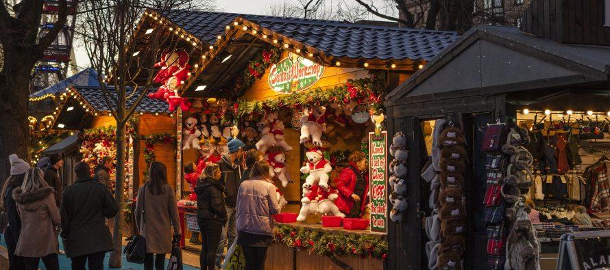 Forces de sécurité au maximum pour les marchés de Noël