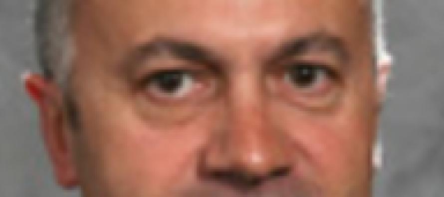 Eric Blachon, patron de l'UD FO Loire, ironise