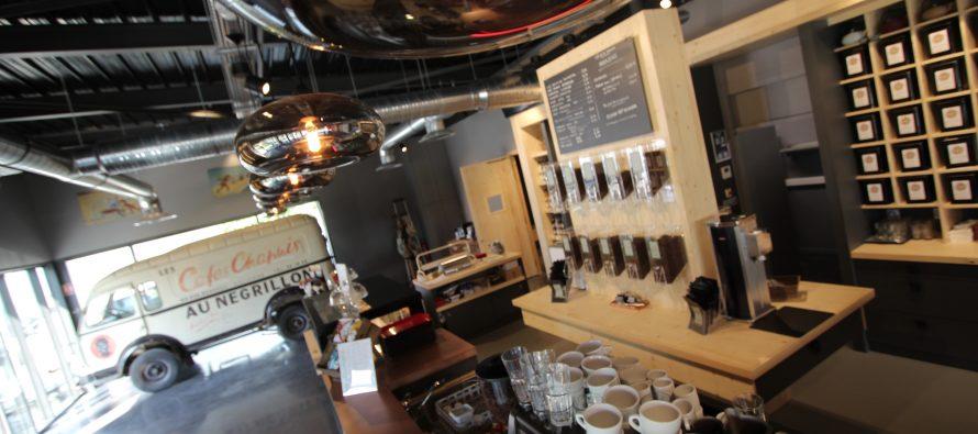 Les cafés Chapuis : le 1° musée du café de France métropolitaine