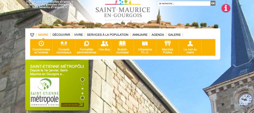 St Maurice en Caloire ?