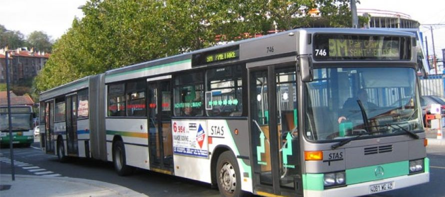 15 nouveaux bus articulés arrivent à Sainté