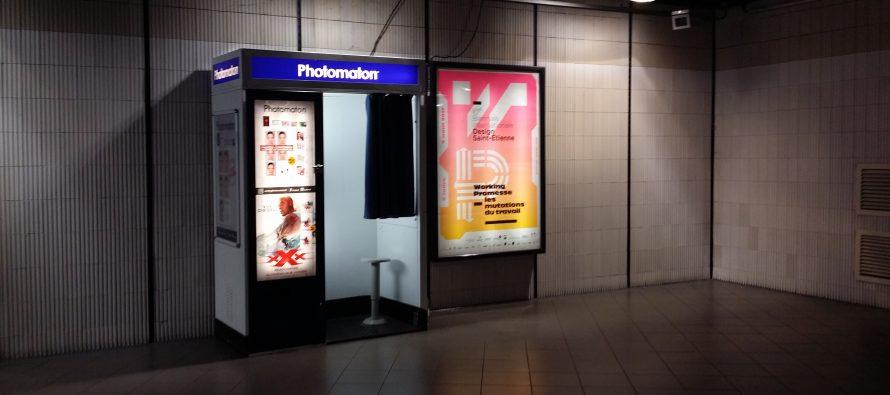 Le métro Parisien au couleurs de la biennale du Design Ligerienne !
