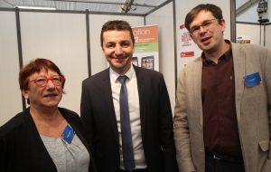 Salon des maires 2017 : les stands