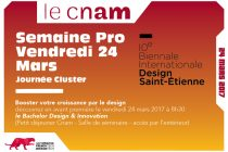 Le Bachelor Design & Innovation du Cnam