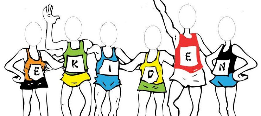 Ekiden, marathon en relais par équipe de 6 coureurs, revient à sainté