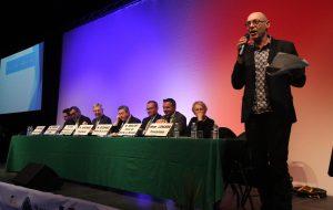Salon des maires : les stands