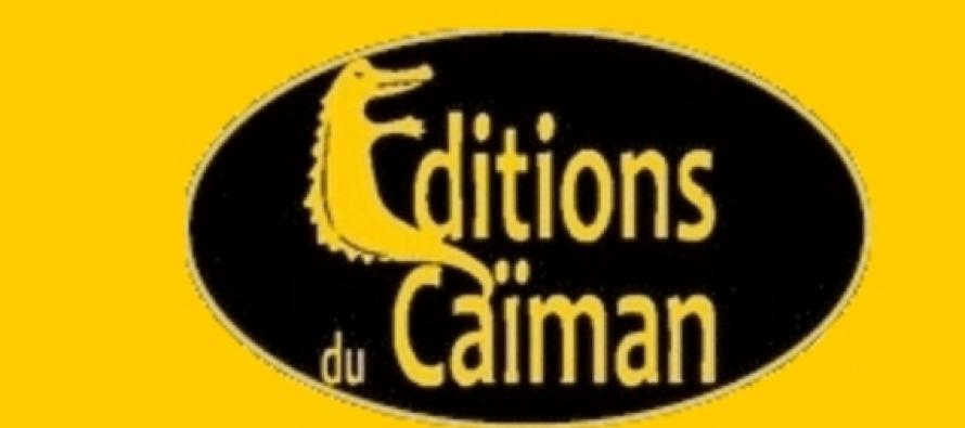 Les éditions Caïman sauvées