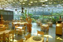 Le restaurant la platine, une pause au cœur de la cité du design
