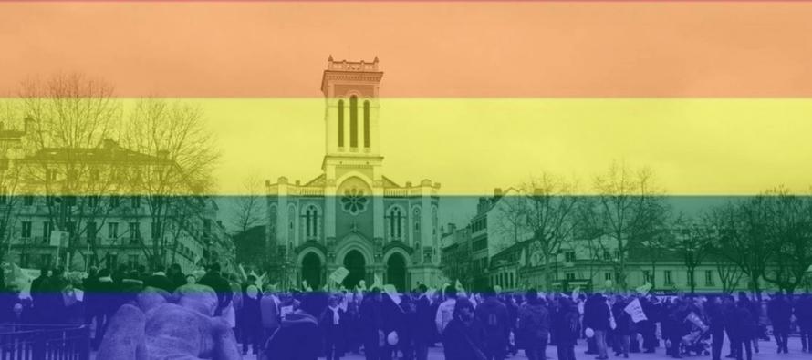 Non à l'Homophobie selon Perdriau