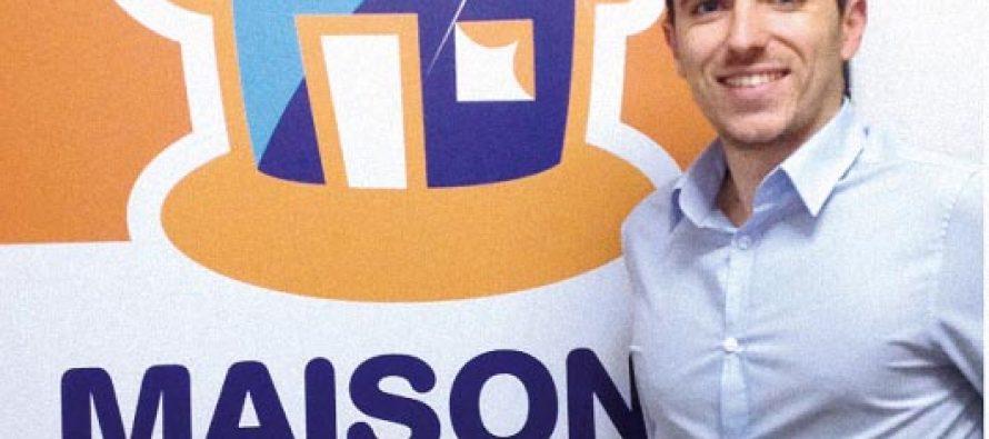 Guillaume Rousset, Jeune entrepreneur de maison et services