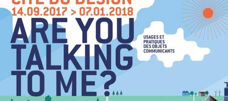 Exposition à la Cité du Design co-produite par la Ville d'Enghien-les-Bains et la Cite du Design de Saint-Etienne