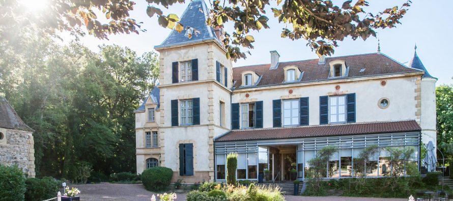 L'hotel de charme **** Du château de Champlong