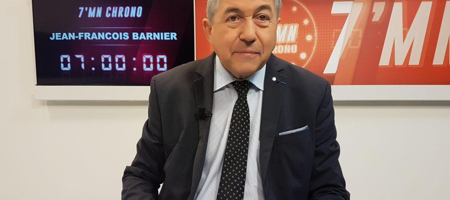 Facebook live pour JF BARNIER