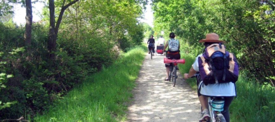 Véloroute voie verte (3V) Nord Loire: ça va rouler!