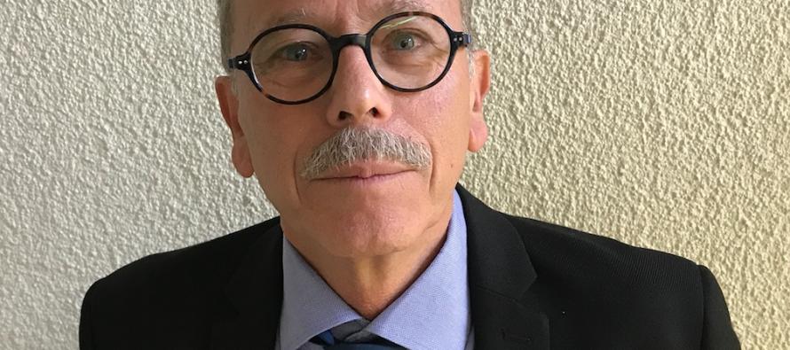 Christian Sapy, nouveau maire de Veauche